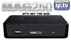 MAG 250 BOX Multimedia player Internet TV Box IPTV USB HDMI HDTV