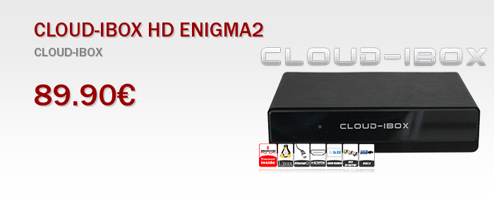 CLOUD-IBOX HD ENIGMA2